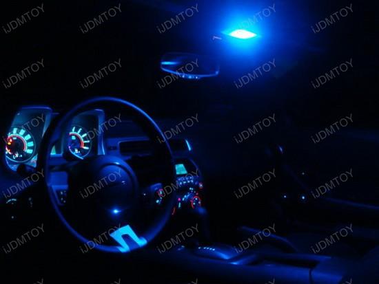 Chevy - Camaro - LED - map - lights - trunk - lights - 2